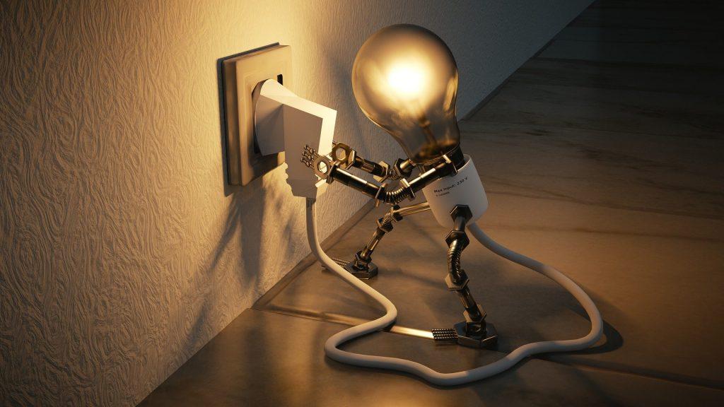energie besparen met led verlichting
